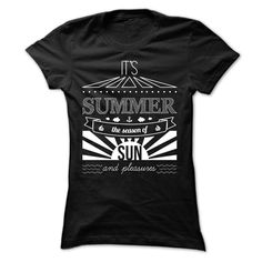 It is summer T Shirt, Hoodie, Sweatshirt