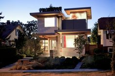 Natural Balance Home Builders, Vancouver BC This is an LEED Platinum home