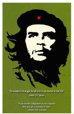 Che Guavara. Sixties