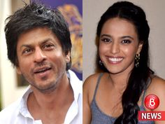 When Swara Bhasker had her 'fan girl' moment with Shah Rukh Khan! Bollywood Updates, Bollywood News, Madhuri Dixit, Fan Girl, Bubble, In This Moment, Fangirl