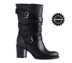 Grumman Boots Fall/Winter 13-14 Collection. Discover it on: www.santeshoes.gr