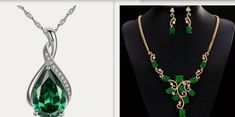 Dazzling Emerald Jewelry – wanaabeehere Ancient Persian, Emerald Jewelry, Sims Cc, Emerald Green, Marc Jacobs, Turquoise Necklace, Most Beautiful, Gemstones, Chain