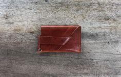[포쉬크래프트] 201 CARD POUCH – BURGANDY
