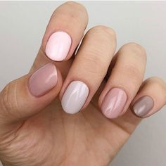 The advantage of the gel is that it allows you to enjoy your French manicure for a long time. There are four different ways to make a French manicure on gel nails. The choice depends on the experience of the nail stylist… Continue Reading → How To Do Nails, Fun Nails, Pretty Nails, Classy Gel Nails, Simple Gel Nails, Cute Simple Nails, Easy Nails, Gorgeous Nails, Gradient Nails