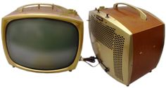 Vintage 1960s Setchell Carlson C106TV set. #shopgoodwill #auction