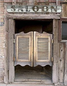 famous wertern saloons | Printed photography background Western Saloon Doors backdrop 5ft x7ft