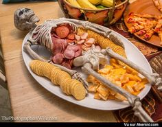 Akenini.com - Halloween - Recettes - Halloween Recipes