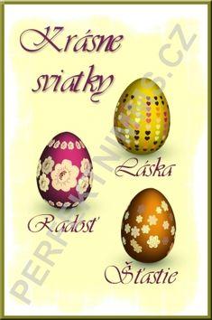 Výsledok vyhľadávania obrázkov pre dopyt blahoželanie k velkej noci Easter Eggs, Food, Essen, Meals, Yemek, Eten