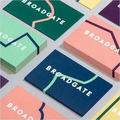 dn&co Develops New Brand for London's Broadgate - Logo Designer