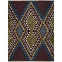 Vlisco Waxblock Design - African fabrics VLA2184.001