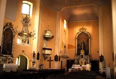 """Biserica """"Vizita Mariei la Elisabeta"""" Google"""