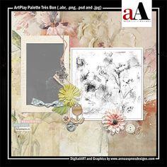 ArtPlay Palette Tres