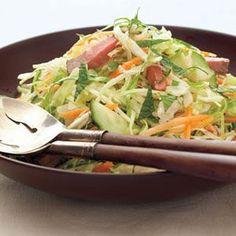 cool Thai Beef Salad...
