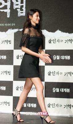 AOA 설현 SeolHyun 雪炫 살인자의 기억법 제작 보고회 2017.08 (900×1525) Beautiful Girl Photo, Beautiful Asian Women, Beautiful Celebrities, Beautiful People, Korean Beauty, Asian Beauty, Kim Seolhyun, Kpop Fashion, Korean Fashion