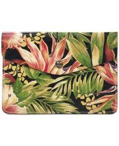 Patricia Nash iPad Mini Case - Cuban Tropical Black