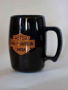Genuine Harley Davidson Coffee Cup Mug U.S.A. $18.99 Free Shipping!