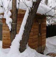 The Boulder Sauna [refit?]—How to Build a Finnish Sauna: cedar, kits, heaters, building materials, tools, and health benefits