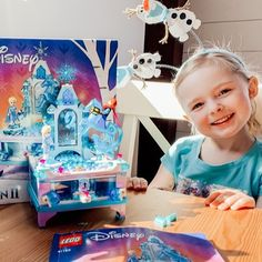 """Roberts Family on Instagram: """"Tess just finished her Elsa Jewelry Box - We highly recommend! Watch Tessa's Jewelry Box review on our youtube Channel Chasing Disney…"""" Adventures By Disney, Disney Toys, Toy Chest, Elsa, Jewelry Box, Channel, It Is Finished, Watch, Youtube"""
