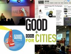 At GOOD, we know the power of creative thinkers when it comes to tackling urban problems. Creatives have a unique ability to make big ideas ...