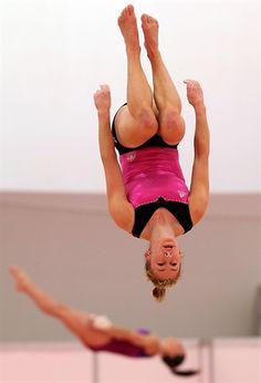 Women's Gymnastics Training At London Olympics - Gymnastics Slideshows | NBC Olympics