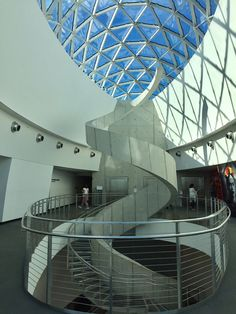 The Dali Museum in St. Pete, Florida.