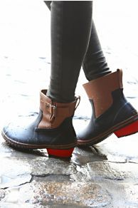 In love! Sorel Slimpack Riding Rainboot | Free People