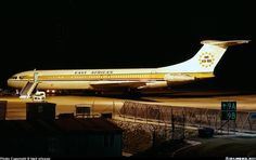 Vickers Super VC10 Srs1154 aircraft picture