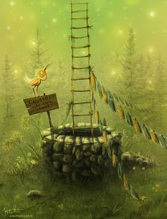 The Ladder by Jerry8448