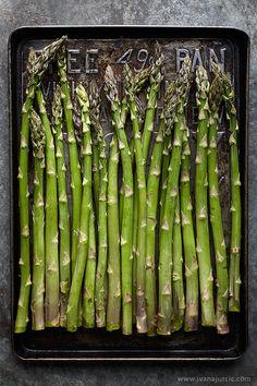 Asparagus | Photographer: Ivana Jurcic www.ivanajurcic.com