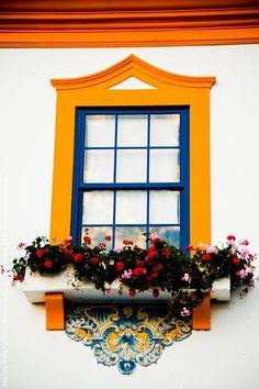 Aveiro window detail , Portugal