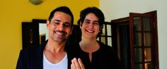 Robert Vadra and Priyanka Gandhi