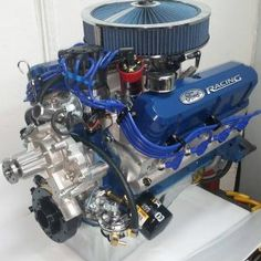 Crate Engine Ford Mustang 302 / 350 HP For Sale Get the 302 / 350 Horsepower Carbureted Crate Engine A classic Engine Quality parts and Workmanship Mustang Engine, Mustang Cars, Jeep Willys, Ford Mustangs, Ford Bronco, 2020 Bronco, Ford Racing Engines, Motor Ford, Crate Motors