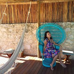 #beautiful #wicker chairs. I'm obsessed! Photo via @yumikim #instagram #Tulum #mexico #mezzaninehotel #mezzaninetulum