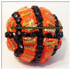 REESES BASKETBALL Created by Sweet Art Candy Item #SP1019 www.facebook.com/sweetartcandy