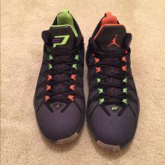 online store df364 a51fc Nike Shoes   Nike Jordan Cp3 Sneakers   Color  Black   Size  12