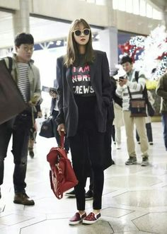 Love the style of this actress!  #hyojingong