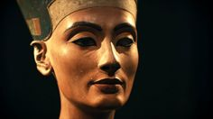 The bust of Nefertiti contains one of the most beautiful faces in the world. So beautiful, a mathematical formula was used to sculpt it. From: SECRETS: Nefer...