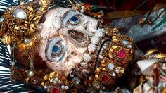 Secrets of the Catholic Church: Unbelievable Jeweled Skeletons Discovered in the Catacombs of Rome - Explore like a Gipsy, Study like a Ninja