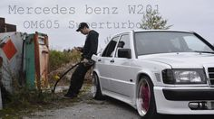 RåkeltappFilms - W201 OM605 Superturbo