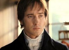 """Mr. Darcy from """"Pride and Prejudice"""" by Jane Austen"""