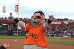 Lou Seal - San Francisco Giants