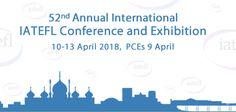 IATEFL Conference and Exhibition 2018 in Brighton