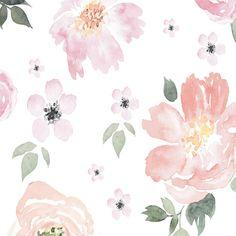 Botanical Mural Wallpaper