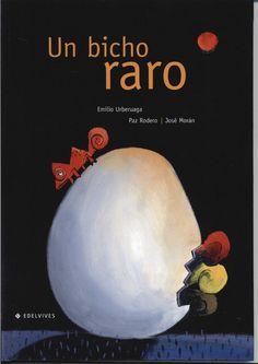 Un bicho raro,un cuento que nos habla sobre valores,sobre ser diferentes...¿Te identificas con Bartleby? Un libro raro,diferente, toda una colección de autores con raros pensamientos...