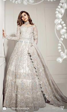 Pakistani wedding outfits - Pakistani wedding dresses - Pakistani bridal wear - Desi wedding dre - Source by - Asian Bridal Dresses, Pakistani Wedding Outfits, Pakistani Bridal Dresses, Pakistani Wedding Dresses, Bridal Outfits, White Wedding Dresses, Indian Dresses, Indian Outfits, Bridal Gowns