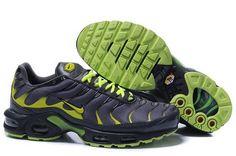 Nike Air Max Tn Mens Black Green