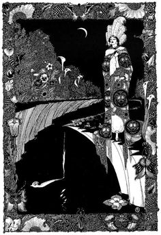 harry clarke illustrations - Pesquisa Google                                                                                                                                                                                 More