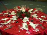 Christmas banquet-