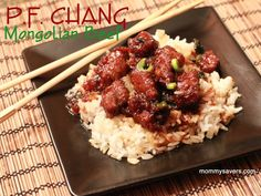 P.F. Chang Mongolian Beef Recipe    2 tsp vegetable oil  1/2 tsp fresh ginger, minced  1 T fresh garlic, minced  1/2 c soy sauce  1/2 c water  3/4 c dark brown sugar  vegetable oil for frying (about 1 cup)  1 lb flank steak  1/4 c cornstarch  3 large green onions, sliced