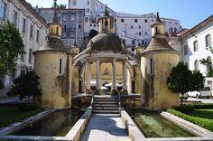Coimbra, Portugal - Jardim da Manga